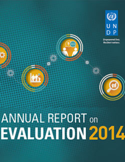 Annual Report on Evaluation 2014